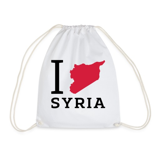 I love Syria - Gymtas
