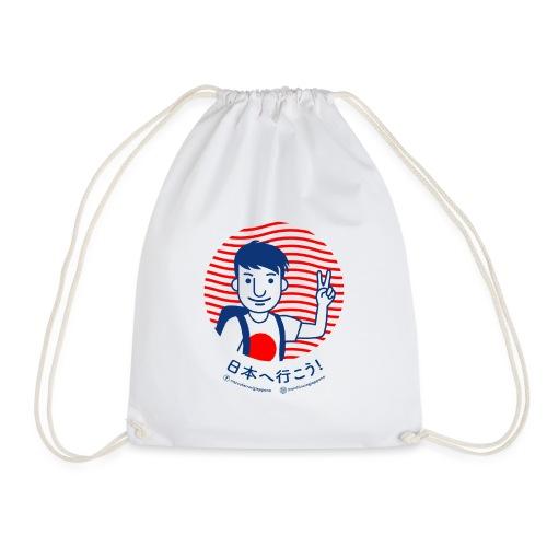 Marchino in Giappone® - Heritage - Sacca sportiva