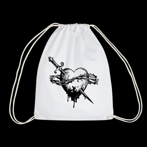 Heart ♥ - Drawstring Bag