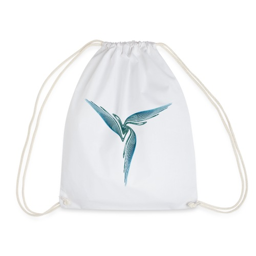 Bird Bird of Paradise Cockatoo Icarus Chaos 4395oce - Drawstring Bag