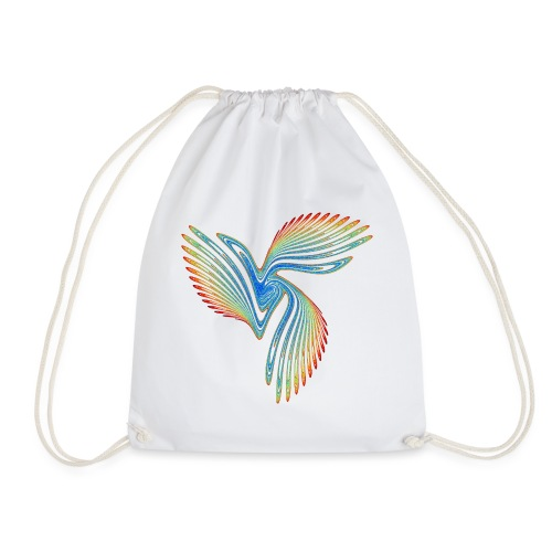 Vogel Paradiesvogel Kakadu Ikarus Chaos 2944j - Turnbeutel