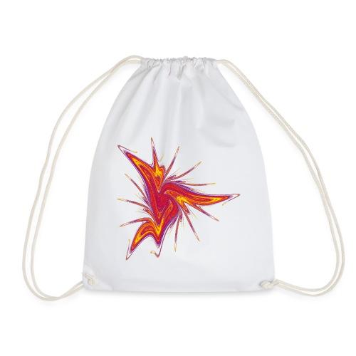 Rascal Starfish Sea Urchin Marine Animals 2953bry - Drawstring Bag