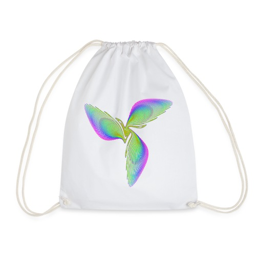Bird of Paradise Ikarus 3318grbw - Drawstring Bag