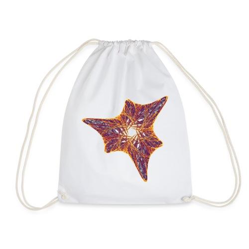 Starfish Ammonite Urtier 12000I - Drawstring Bag