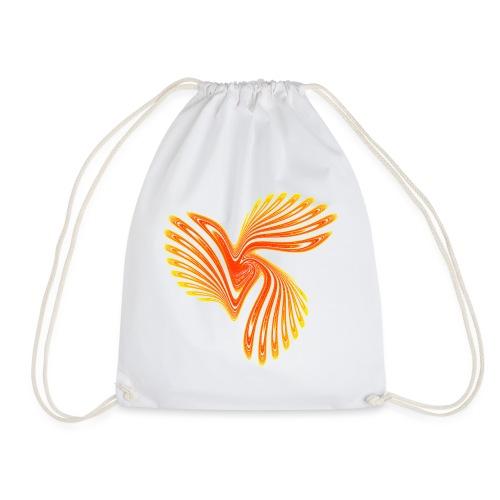 Bird Bird of Paradise Cockatoo Icarus Chaos 4314aut - Drawstring Bag