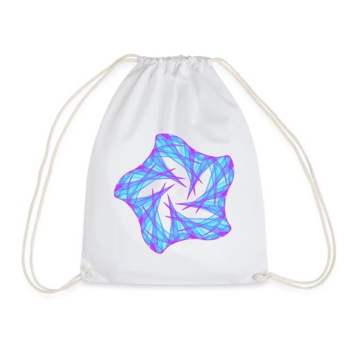 Starfish Sea Urths Marine Animals Ocean Chaos 9874cool - Drawstring Bag