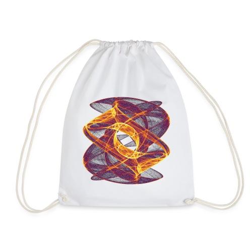 Eye in Inferno 7247i - Drawstring Bag