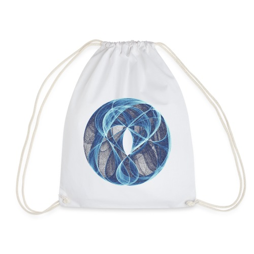Winds of the Heart 10051ice - Drawstring Bag