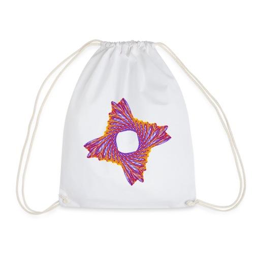 rotating life fire 12162bry - Drawstring Bag