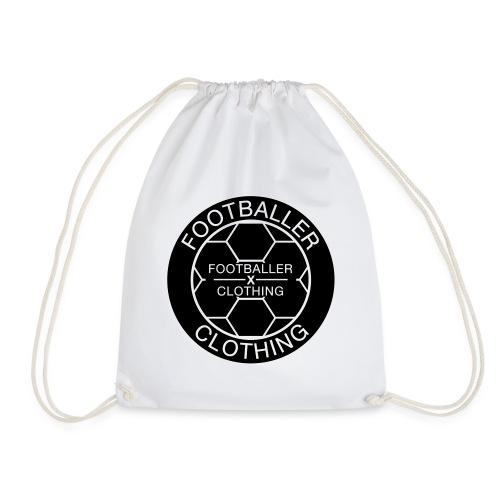 Footballer Clothing Logo - Turnbeutel