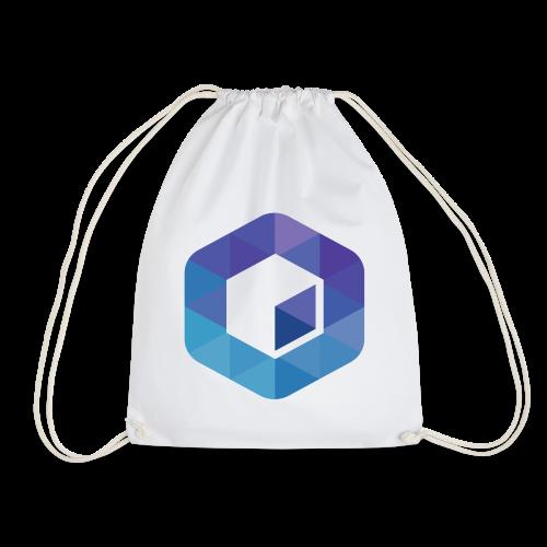 Neblio - Next Gen Enterprise Blockchain Solution - Drawstring Bag
