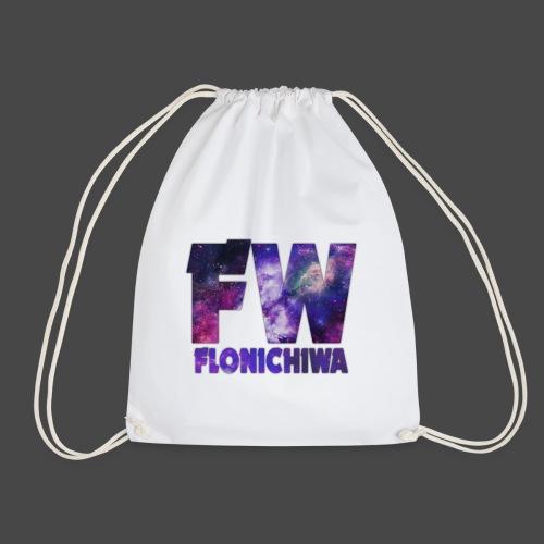 FW Shirt Design - Flonichiwa - Turnbeutel