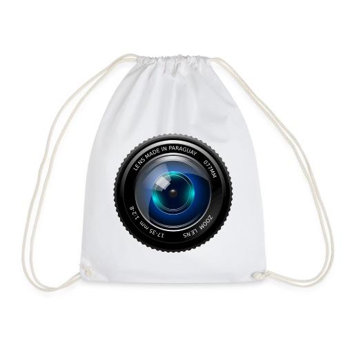 Camera Lens - Sacca sportiva