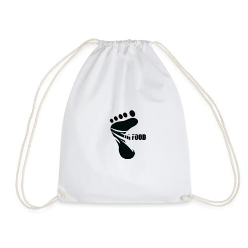 BIG FOOD - Drawstring Bag