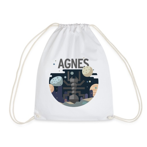 agnes 2 - Turnbeutel