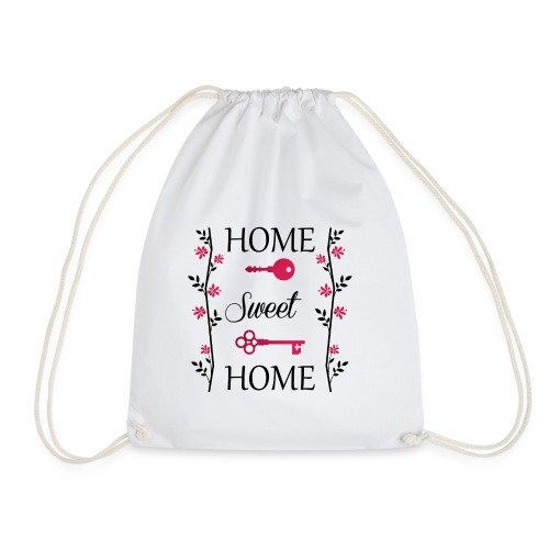Home Sweet Home - Sacca sportiva