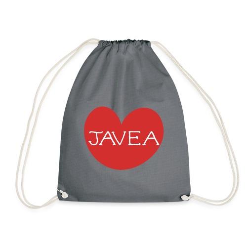 LOVE JAVEA - Mochila saco