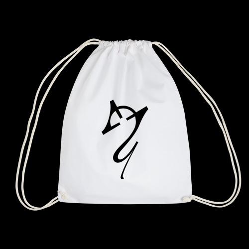 Overscoped Logo - Drawstring Bag