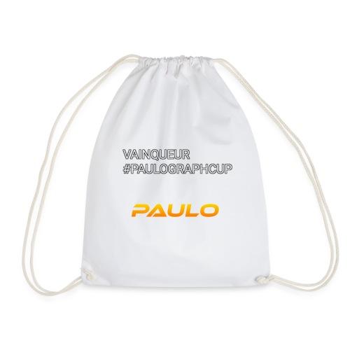 #PAULOGRAPHCUP - Sac de sport léger