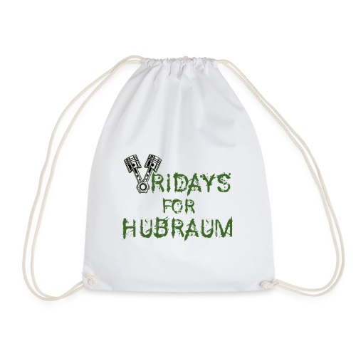 Fridays for Hubraum - Turnbeutel