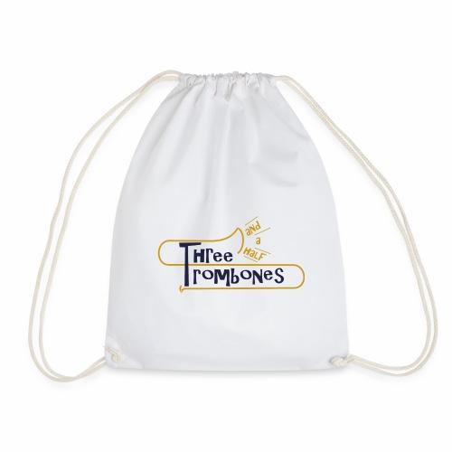 312 Trombones Logo Striche - Turnbeutel