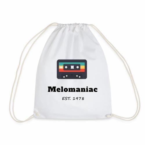Melomaniac Vintage - Turnbeutel