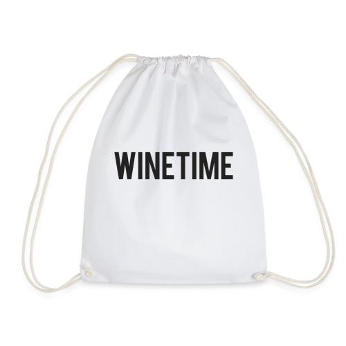 Winetime - Gymtas
