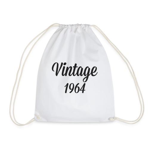Vintage 1964 - Gymtas