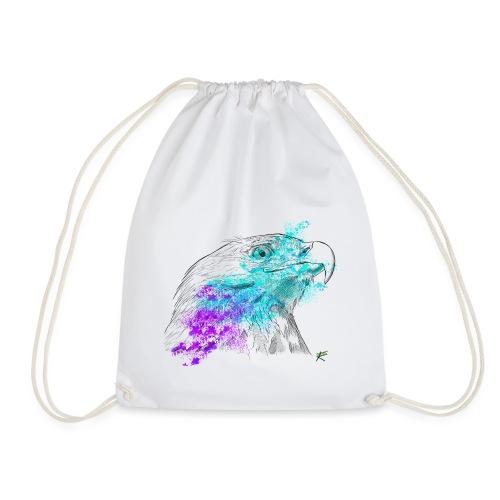 Aquila color - Sacca sportiva