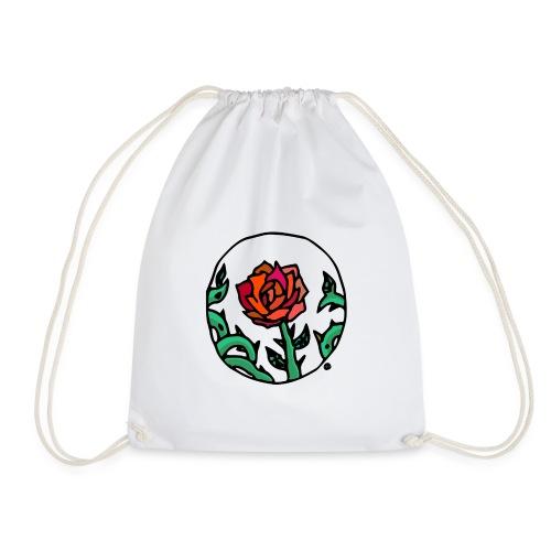 Rosa Cameo - Turnbeutel