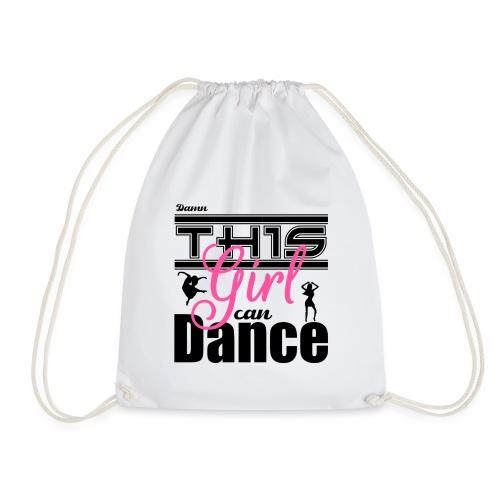 This girl can dance - Gymtas