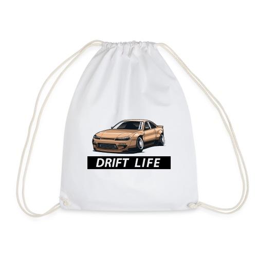 Vida Drift Tuneo Derrape Silvia s14 drift jdm - Mochila saco