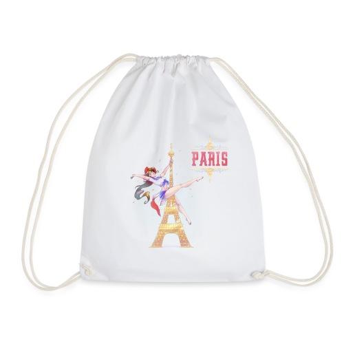 Pole Dance Paris Marianne - Sac de sport léger