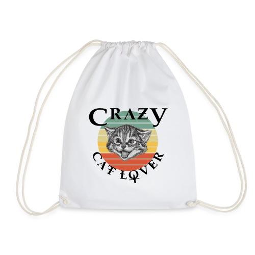 Crazy cat lover - Gymtas