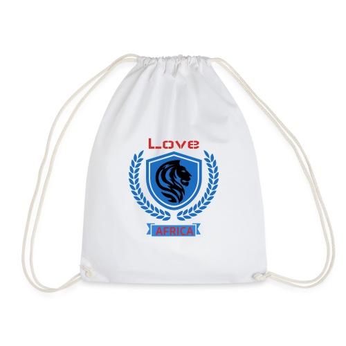 love bleu - Sac de sport léger