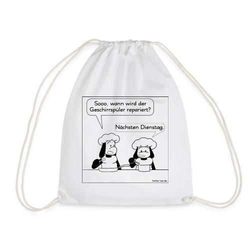 Abwasch - Drawstring Bag