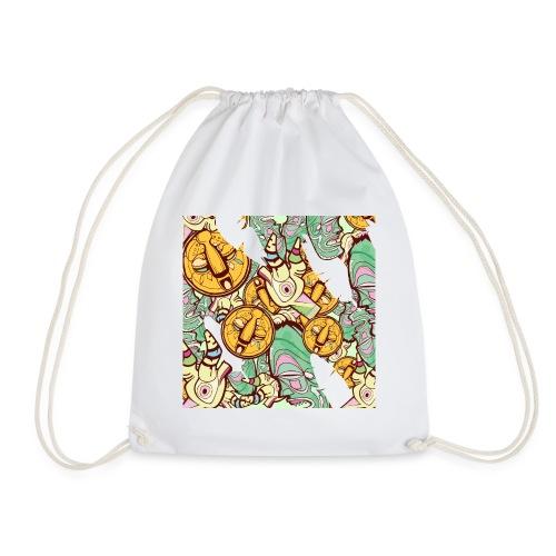 Mask Factory - Day Edition - Drawstring Bag
