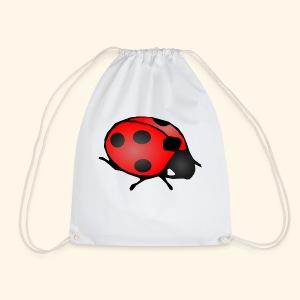 Ladybug - Drawstring Bag