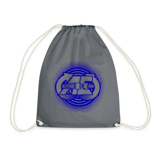Altitude Era Circle Logo - Drawstring Bag