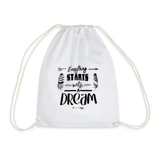 Starts with a Dream - Sac de sport léger
