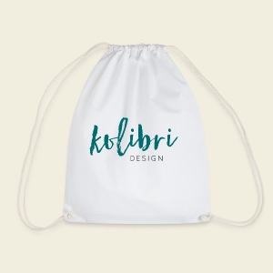 Logo Kolibri Design - Turnbeutel