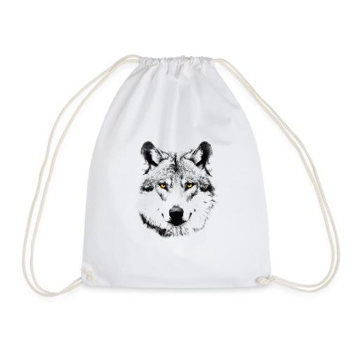 Wolf - Turnbeutel