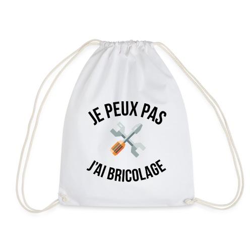 JE PEUX PAS - J'AI BRICOLAGE - Sac de sport léger