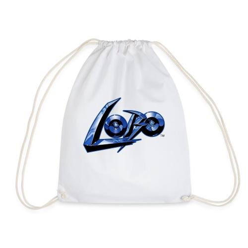 Logo di Lobo svg - Mochila saco
