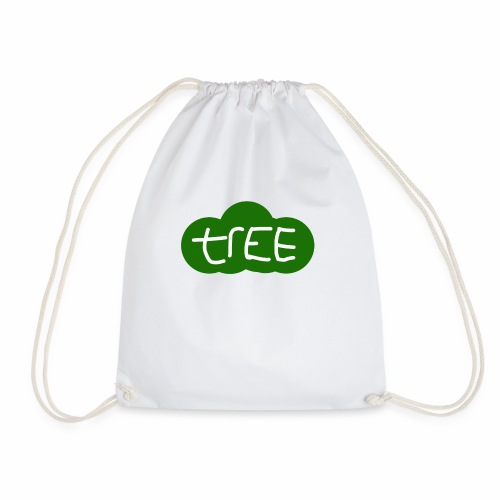 Tree - Drawstring Bag
