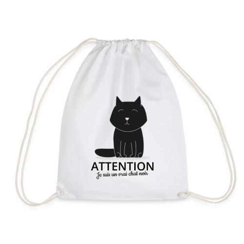 Chat noir - Sac de sport léger