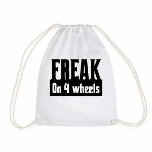 Freakon4wheels - Gymtas