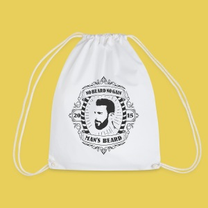 No Beard No Pain - Sac de sport léger