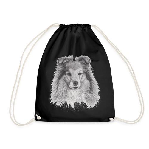 shetland sheepdog sheltie - Sportstaske