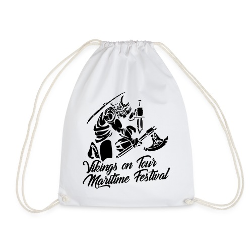 Viking Maritime - Drawstring Bag